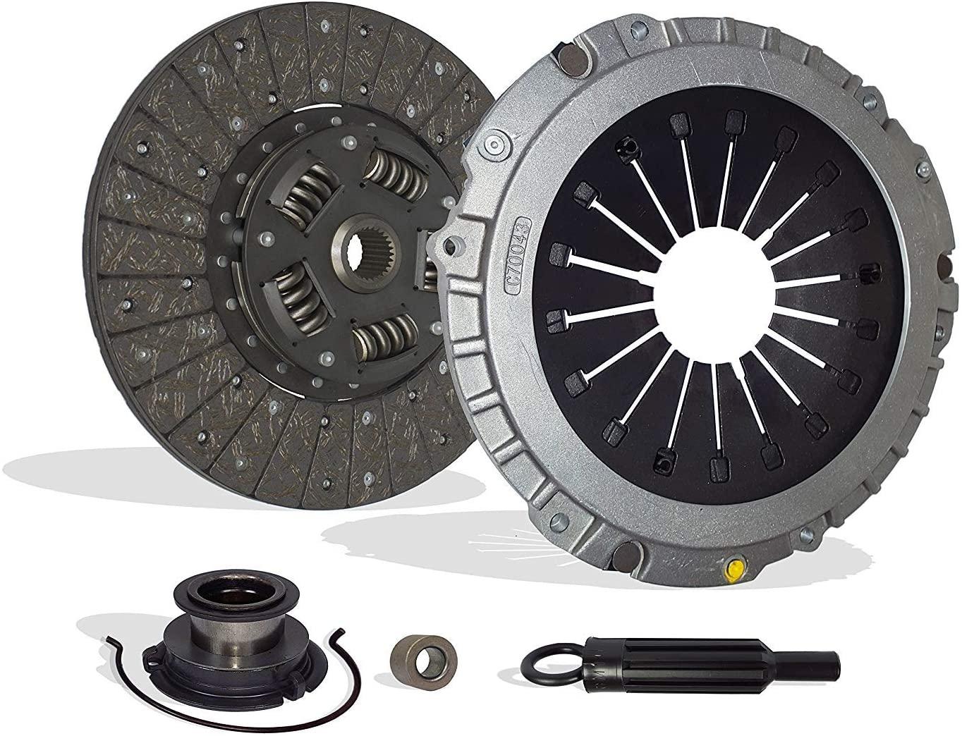 Southeast-clutch Clutch Kit compatible with Camaro Z28 Ss Firebird Formula Trans Am 5.7l V8 Lt1 (04-134A)