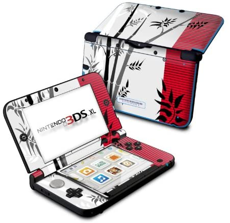 Zen - DecalGirl Sticker Wrap Skin Compatible with Nintendo Original 3DS XL