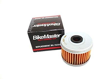 BossBearing BikeMaster Oil Filter for Kawasaki KX450F 2010 2011 2012 2013