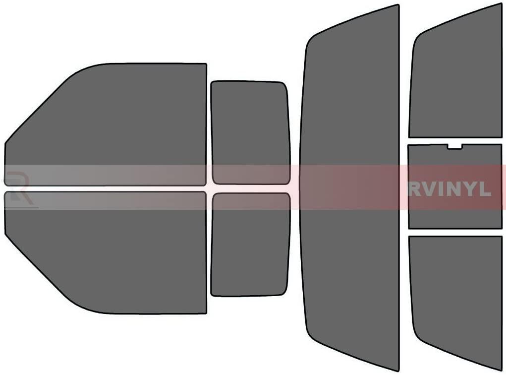 Rtint Window Tint Kit for Dodge Dakota 1990-1996 - Complete Kit - 35%