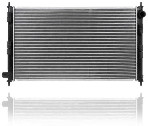 Radiator - Koyorad 13443 For/Fit 13-15 Mitsubishi Outlander Sport/RVR Automatic 4Cy 2.0L - Plastic Tank, Aluminum Core - 1350A694 1-Row