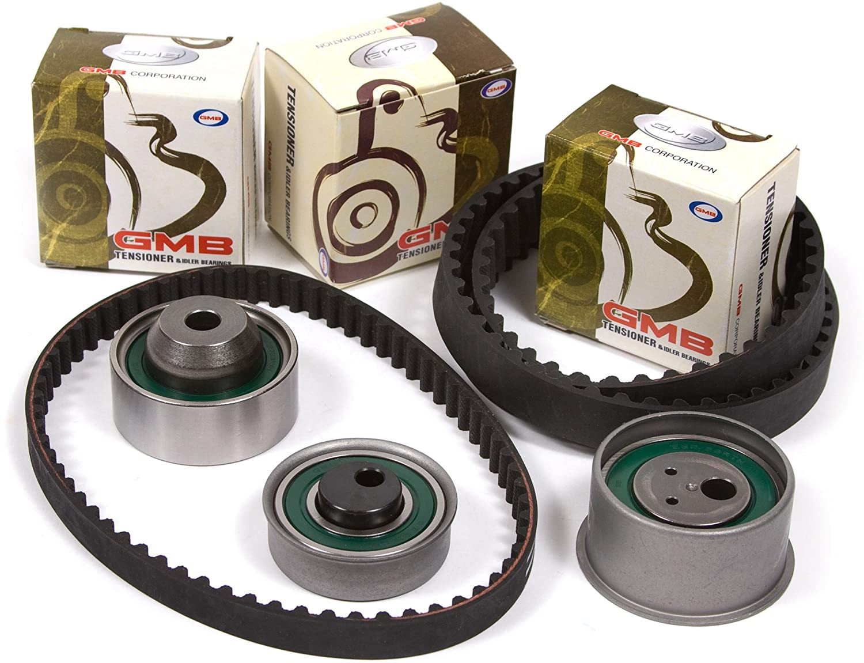 Compatible With 04-07 Mitsubishi 2.4 SOHC 16V 4G69 Timing Belt Kit