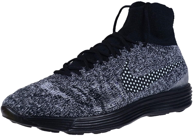 Nike Mens Lunar Magista II FK FC Lunarlon High Top Sneakers