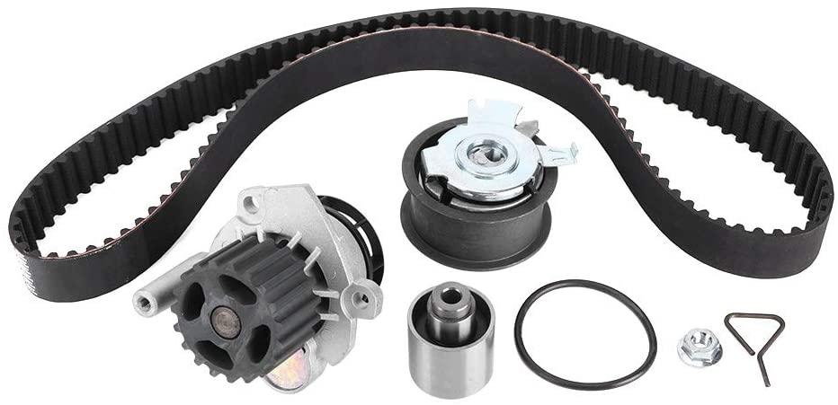 Timing Belt Kit, Premium Timing Belt Kit with Water Pump 038109119L Replacement