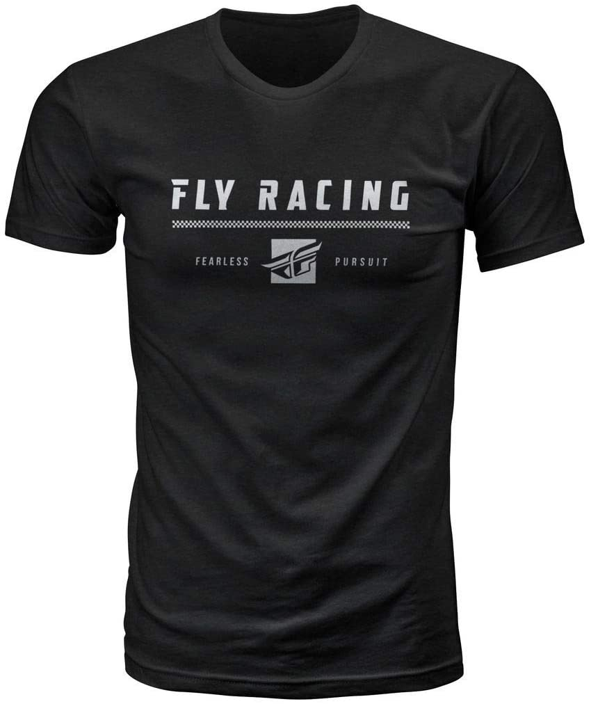 Fly Racing Pursuit T-Shirt (XX-Large) (Black)