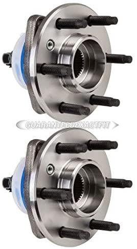 For Buick Terraza Pontiac Montana Pair Front Rear Wheel Hub Bearing Assembly - BuyAutoParts 92-901812H NEW