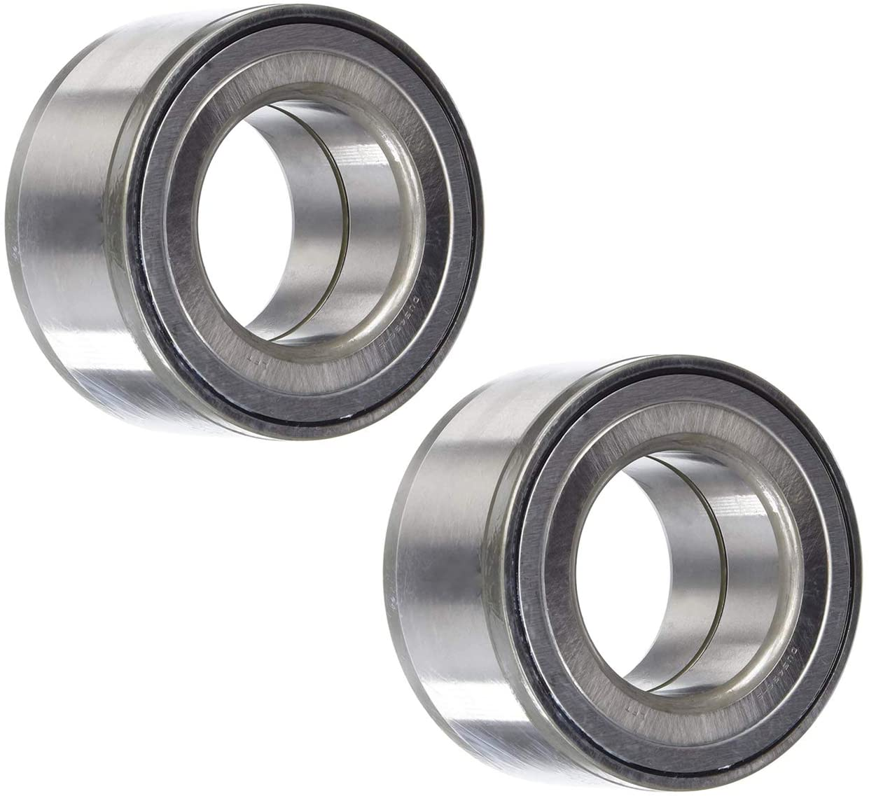Bodeman - Pair 2 Front Wheel Bearing for 2001-2007 Toyota Sequoia/ 2000-2006 Tundra/ 1996-2002 4Runner/ 1995-2004 Tacoma