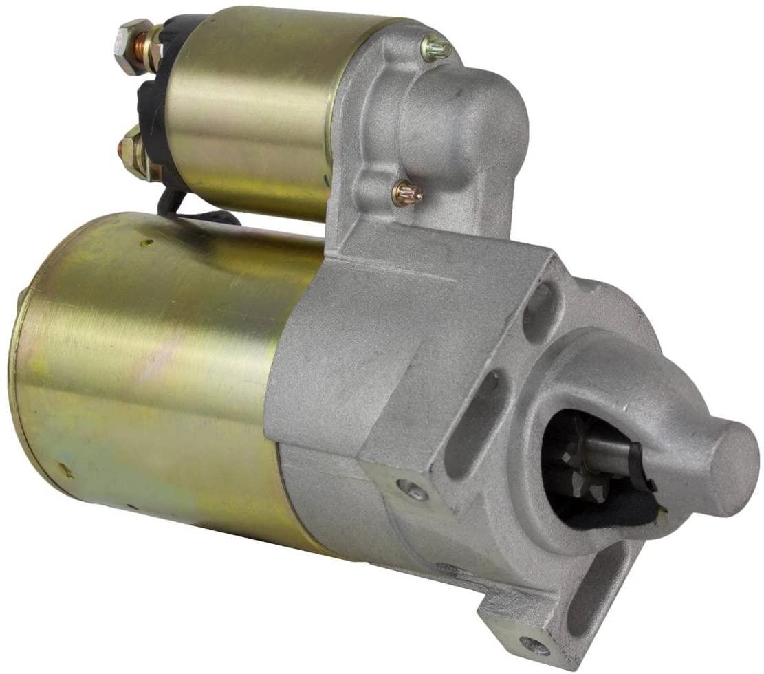 Rareelectrical NEW STARTER MOTOR COMPATIBLE WITH GENERAC ENGINE GTH990 GTV760 GTV990 10455515 0C3017 0E4271 0E42710ESV 0E42710SRV 0E9323 C3017 E4271