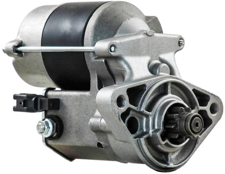 Rareelectrical NEW STARTER MOTOR COMPATIBLE WITH LEXUS GS300 SC300 TOYOTA SUPRA 3.0 228000-1960 28100-46140 SR3236X 228000-1960 228000-1963 28100-461