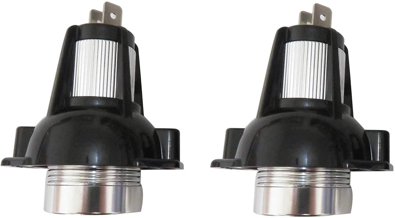 2x LED Angel Eye Halo Ring Marker Light Bulb 20W for BMW E90 E91