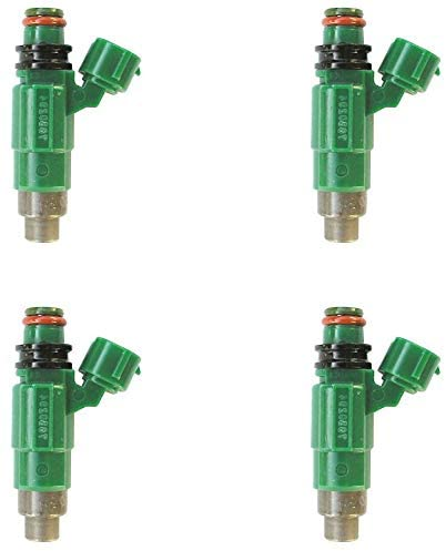 For Mazda Protege & Protege5 Fuel Injector Set - BuyAutoParts 35-80777I4 Remanufactured
