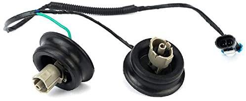 Knock Sensor Wire Harness Kit Replaces 12601822, 917-033 - Fits Chevy Suburban, Chevrolet Silverado, Avalanche, Tahoe GMC Sierra, Yukon, Hummer 4.8, 5.3, 6.0, 2000-2007