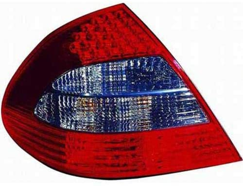 Go-Parts - for 2007 - 2009 Mercedes-Benz E63 AMG Rear Tail Light Lamp Assembly / Lens / Cover - Left (Driver) Side 211 820 25 64 64 MB2800122 Replacement 2008