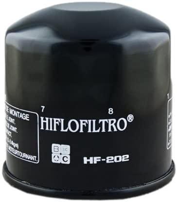 Hiflofiltro HF202 Premium Oil Filter