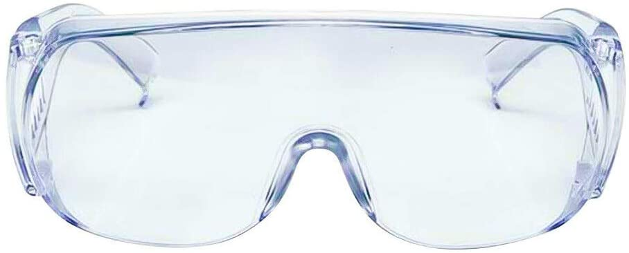 ZAITOE Fully Sealed Safety Goggles, Anti-fog Clear Glasses Eye Protection Available in daily use