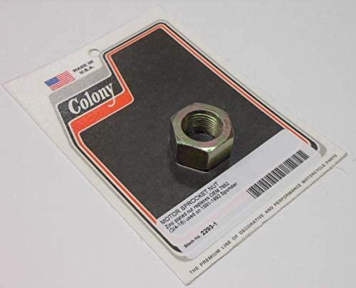 Colony Motor Sprocket Nut