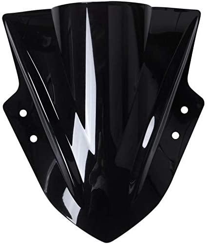 Motorcycle Windshield Windsn Double Bubble for Kawasaki Ninja 300 EX300 2013 2014 2015 2016 2017 Motorcycle Accessories