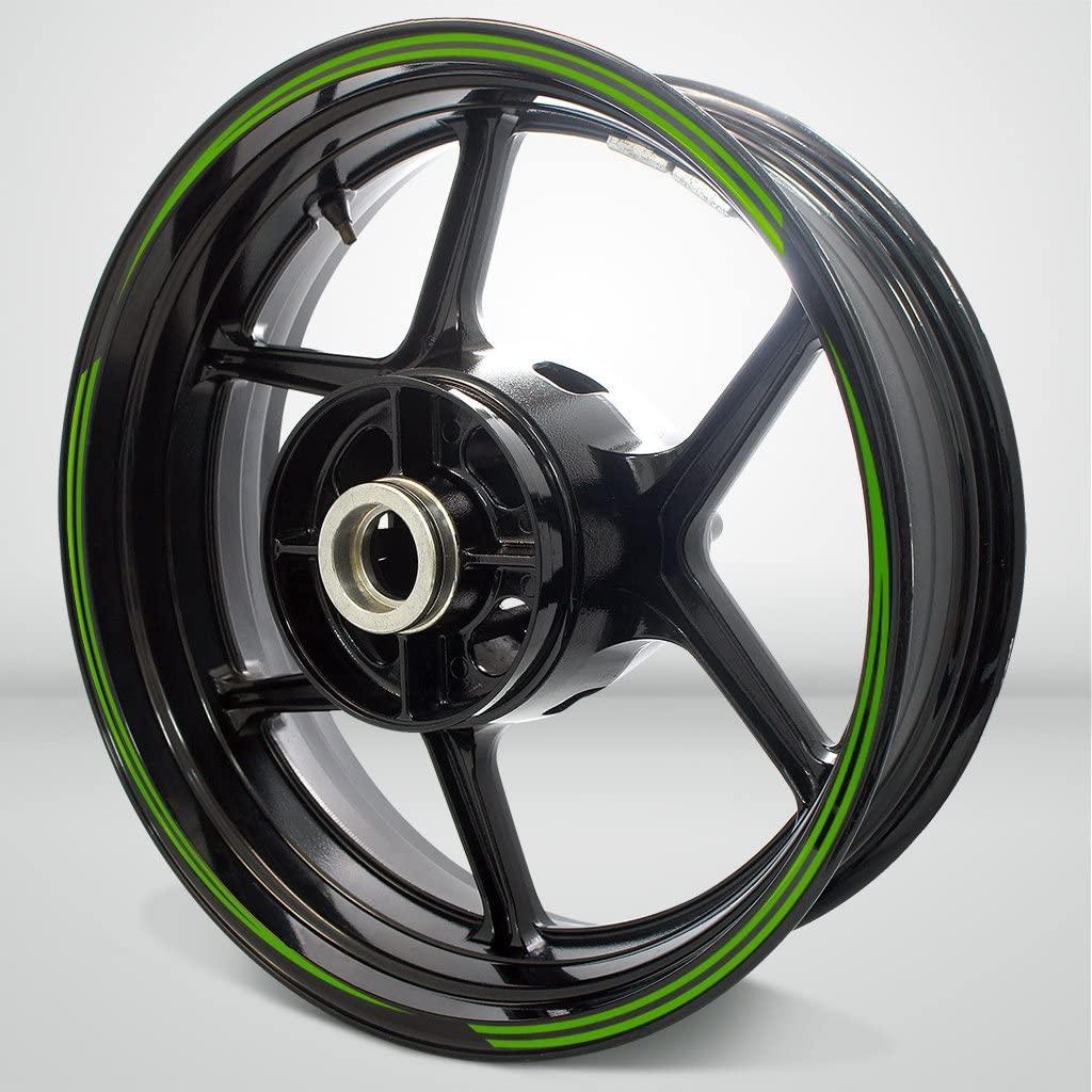 Vector Outer Rim Liner Stripe for Ducati Hypermotard Gloss Light Green