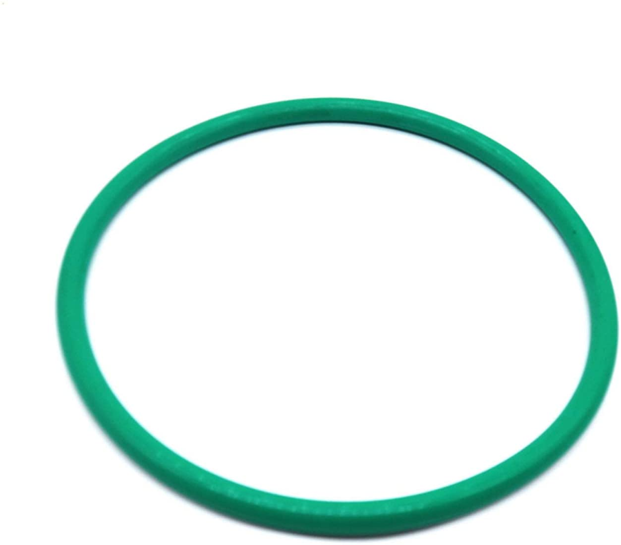 FKM Rubber O Rings Seal Assortment Set Big Size Cross Section 5.7mm(0.22in) x Outer Diameter 100mm(3.93in) for Car Auto Vehicle Repair General Repair Universal Use