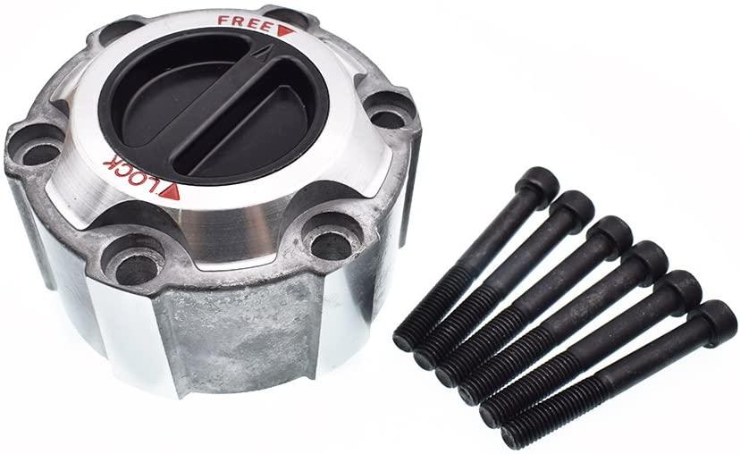 EXKOW Freewheel Locking Hub for Nissan Navara D22 MT 40250-2S610