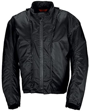 IXS Men's Salta Evo Membrane Jacket (Black, XXX-Large)