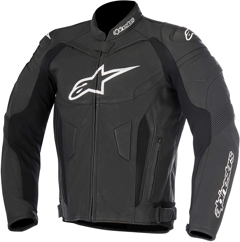 Alpinestars Men's 3100517-10-56 Jacket (Black, Size 56)