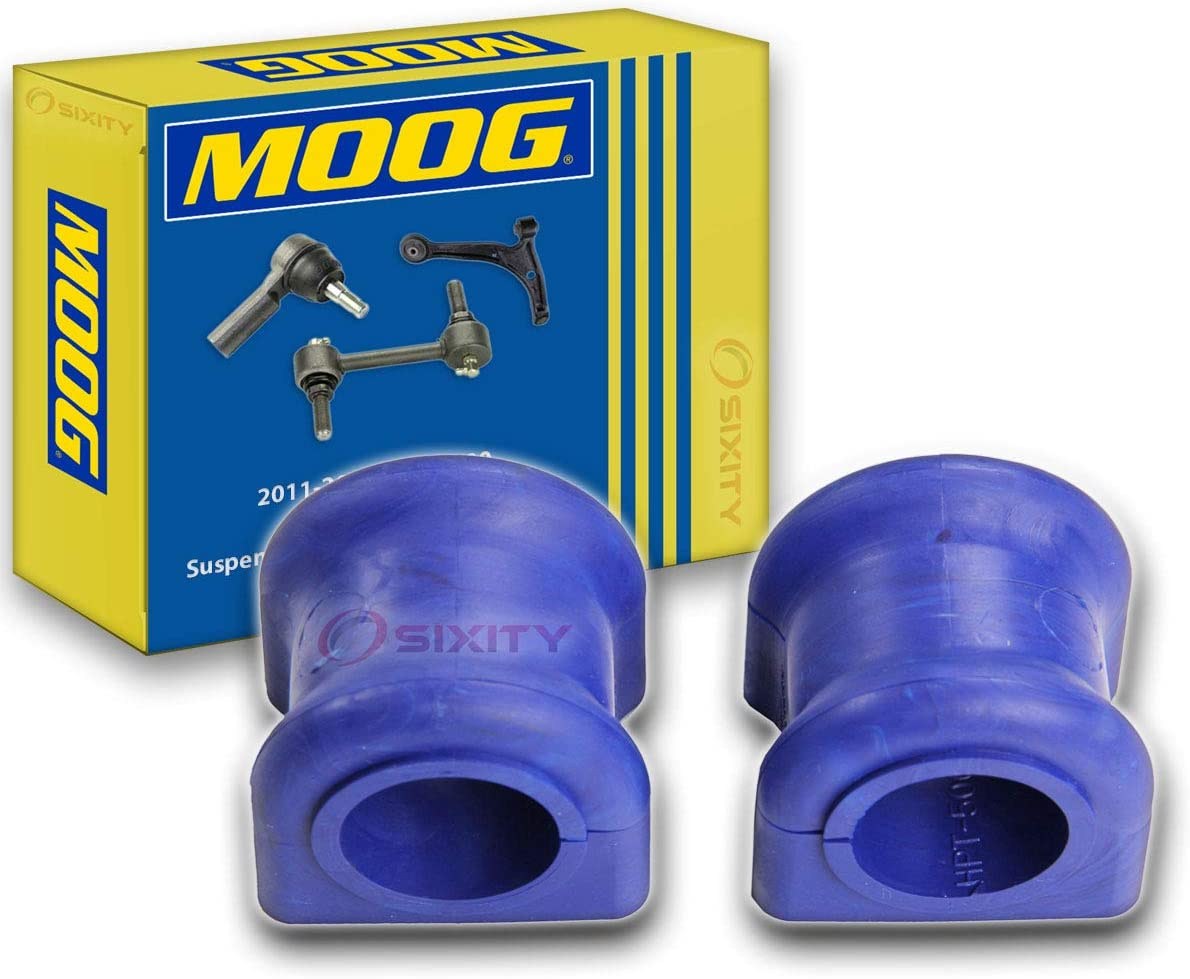MOOG Front To Frame Suspension Stabilizer Bar Bushing for 2011-2018 Ram 1500 - Kit Spring Shock Strut
