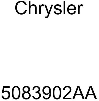 Genuine Chrysler 5083902AA ABS Brake Sensor