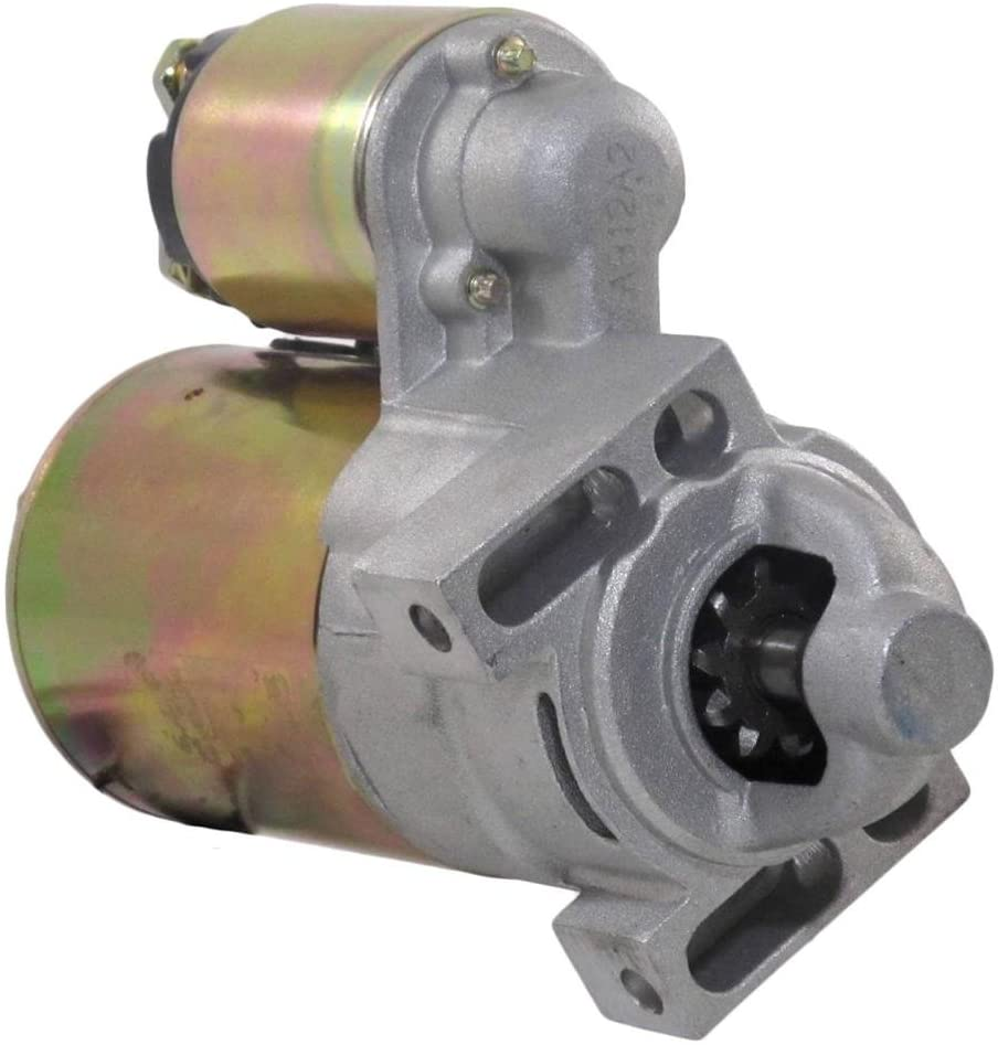 Rareelectrical NEW STARTER MOTOR COMPATIBLE WITH REPLACES CUB CADET TRACTOR 2166 2186 2206 2518 3204 2509808S