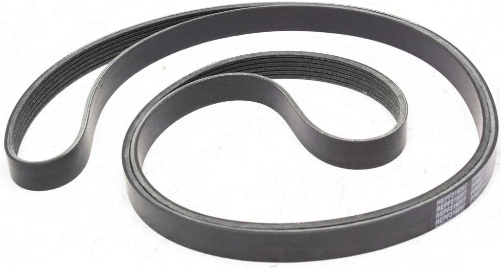 For Chevy Avalanche Drive Belt 2007-2013 | Main Drive | Serpentine Belt | Multiple Accessory | 6 Rib Count