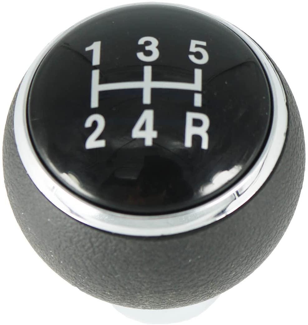 5 Speed Manual MT Gear Shift Knob Lever Handball for Mitsubishi Lancer EX/EVO/GTS ASX V3 V5 V6