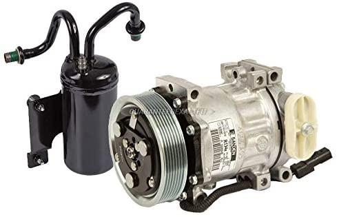 For Dodge Ram 1500 Ram 2500 3500 2002 OEM AC Compressor w/A/C Drier - BuyAutoParts 60-87075R4 New