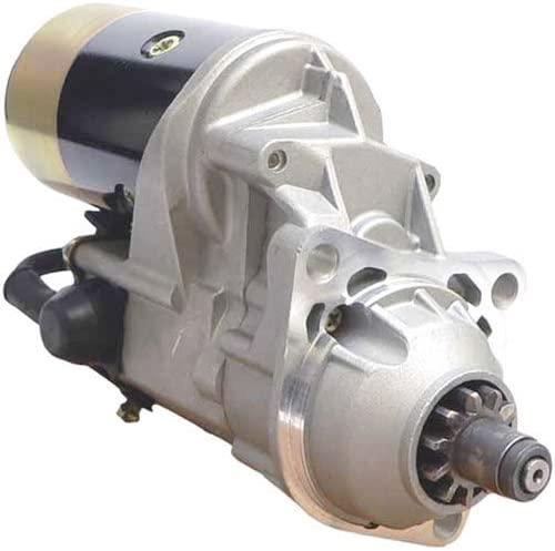 Starter NEW Bobcat Diesel 773 773G 763 753G 753 751F w/6667587