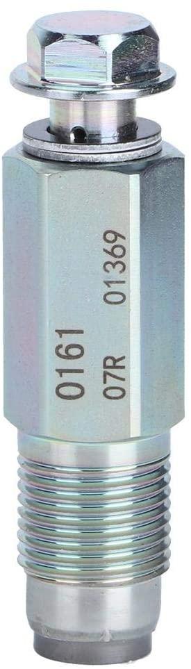 Fuel Rail Pressure Relief Limiter Valve, Aluminum Alloy Pressure Reducing Valve Replacement Fit for Nissan Navara/Cabstar/Pathfinder 095420-0161