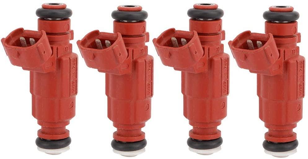 Fydun Car Gas Fuel Injector Petrol Nozzle Adapter Made of Metal + ABS for Hyundai Elantra 2011-2013 35310-2C000 353102C000