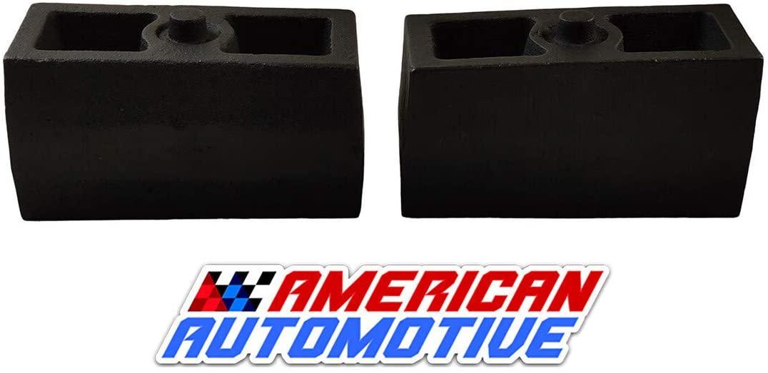 American Automotive 2005-2011 Dakota Lift Kit 3