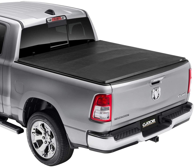 Gator ETX Soft Tri-Fold Truck Bed Tonneau Cover | 59312 | Fits 2015 - 2020 Ford F-150 5' 7