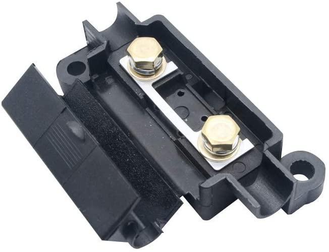 Glow Plug Fuses, Diesel Fuses, 100 AMP Strip Link Fuses & Fuse Holder Suitable For Midi/Strip Fuse