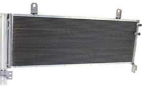 Go-Parts - for 2012 - 2018 Toyota Camry Hybrid A/C Condenser 88460-33130 TO3030322 Replacement 2013 2014 2015 2016 2017