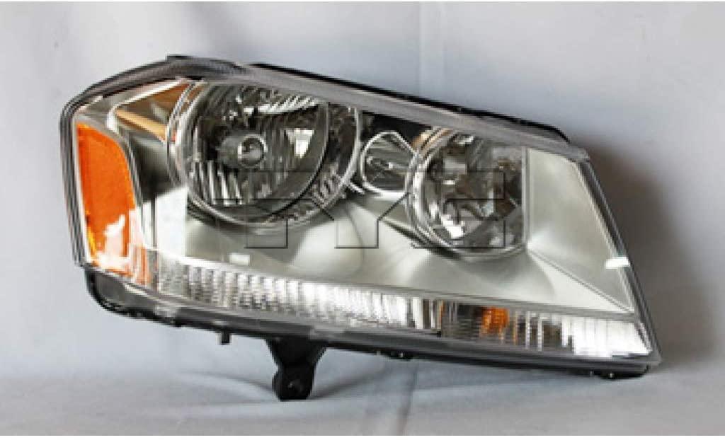 For Chevy Cavalier Headlight 2003 2004 2005 Passenger Side For GM2503221 | 22707273