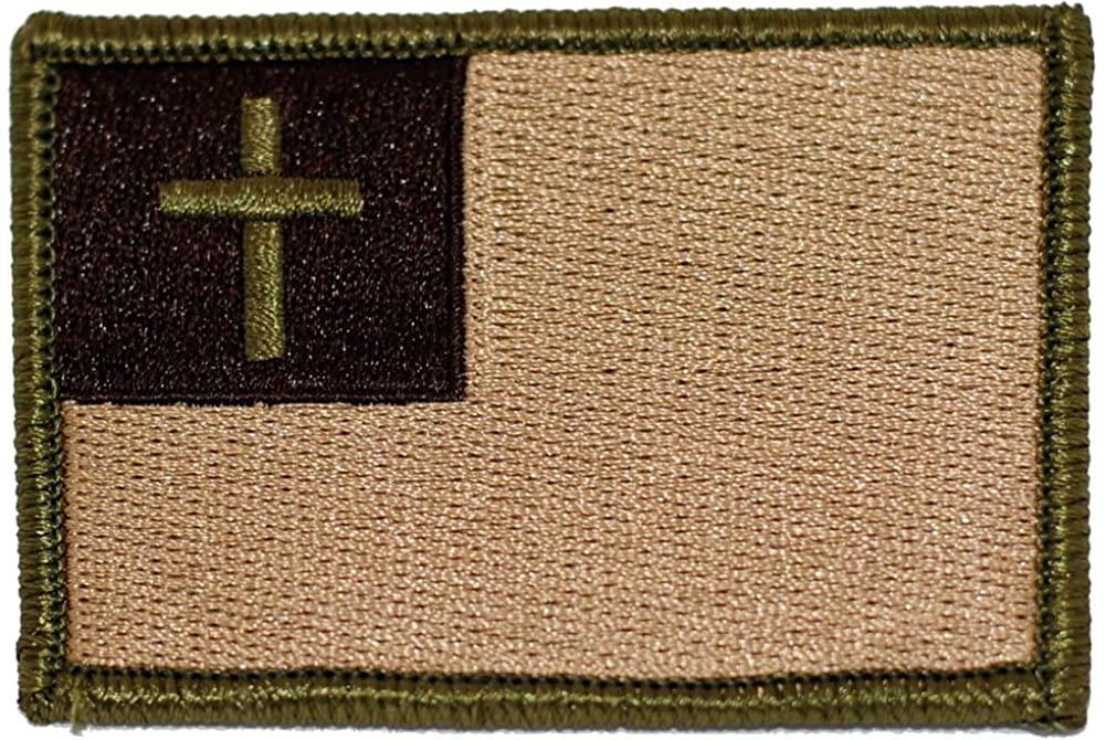 Tactical Christian Flag