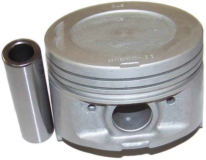 DNJ P900.40 Oversize Piston Set for 1985-1995 / Toyota / 4Runner, Celica, Pickup / 2.4L / SOHC / L4 / 8V / 2366cc / 22R, 22RE, 22REC
