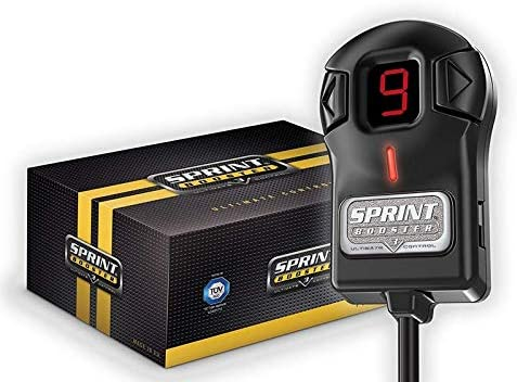 Mini Mania Sprint Booster (V3) Mercedes CLK-Class 2010-2013 - Latest Technology in Throttle Response Acceleration