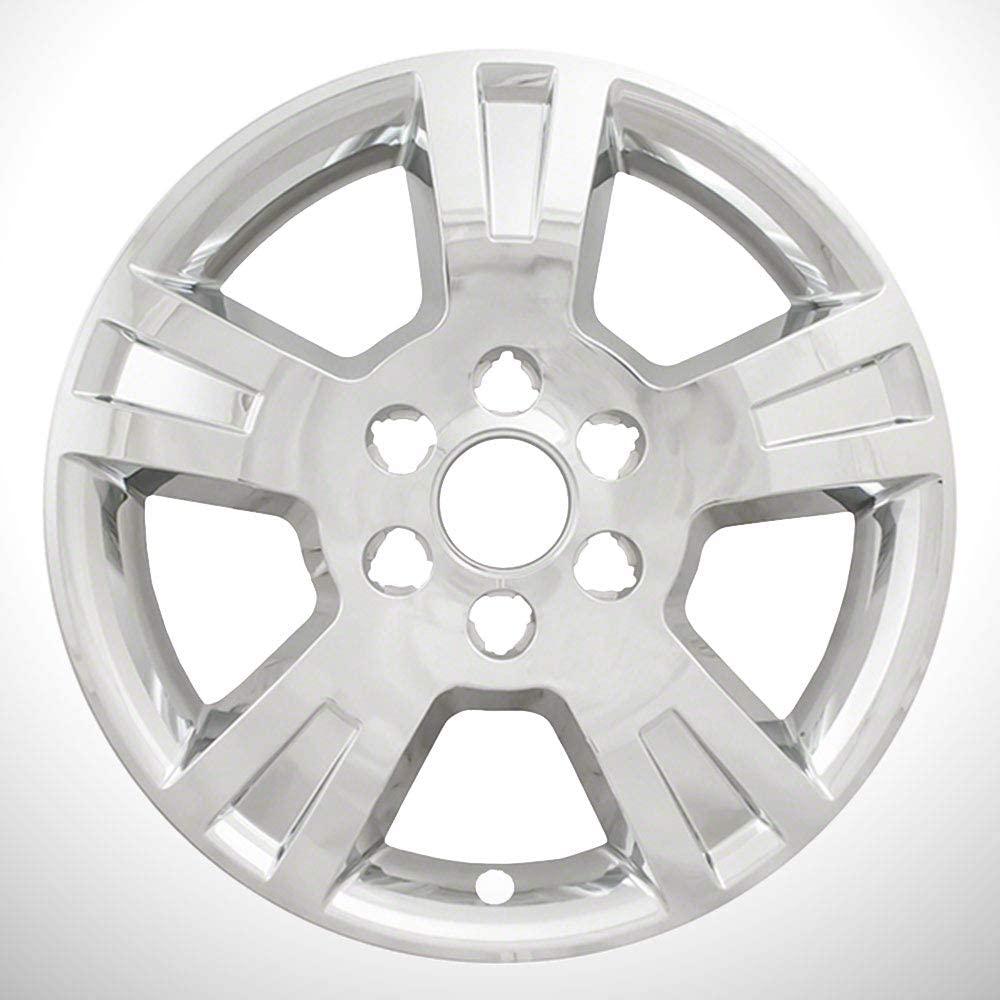 Chrome 5 Spoke 18' Wheel Skins fit for 2007-2014 GMC Acadia