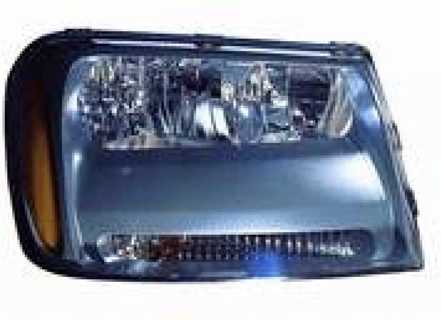 For Chevy Trailblazer Headlight Assembly 2006 07 08 2009 Passenger Side 06-09 LT / 08-09 L Model For GM2503304 | 25970908