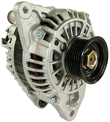 New Total Power Parts AMT0101 Alternator Compatible with/Replacement For Dodge Stratus 3.0L 2001-2005, Chrysler Sebring 3.0L 2001-2005, Mitsubishi Eclipse Galant 2001-2005 A3TA7692 A3TA7691 A3TB3491