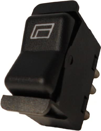 SWITCHDOCTOR Window Master Switch for 1987-1989 Mercedes Benz 190D Turbo  (Left/Right Rear Door Panel)
