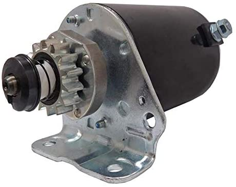 New Starter Replacement For 1999-2006 Cub Cadet RZT17 RZT42 Z-Replacement ForCE 1170 1600 1800 LT1018 593934 693551 LG693551 BS693551
