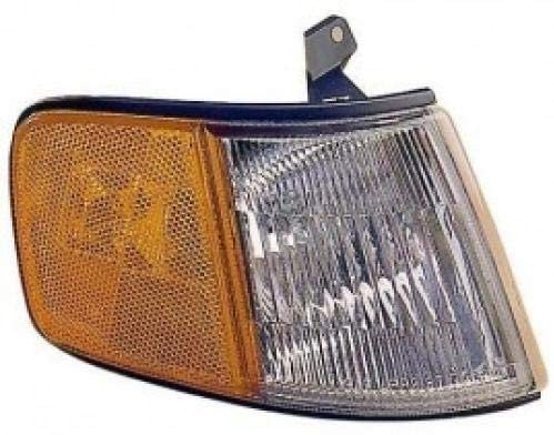 Go-Parts - for 1990 - 1991 Honda CRX Side Marker Light Assembly / Lens Cover - Front Right (Passenger) Side 34300-SH2-A04 HO2551119 Replacement