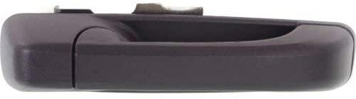 Exterior Door Handle for GRAND CHEROKEE 05-10 Front RH Outside Textured Black Plastic (=Rear RH)